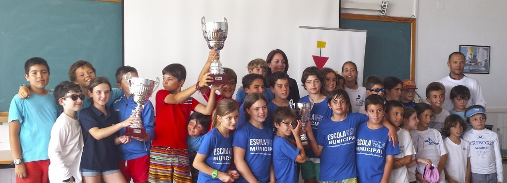 El RCN Denia vence en los Jocs Esportius de Vela