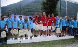 España campeona de Europa Team Racing en el Lago di Ledro