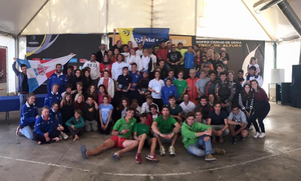 Máximo deporte y diversión en DeniaVela2016