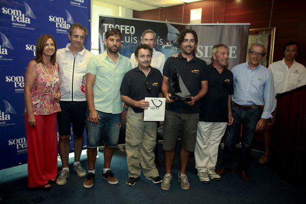 Grupo Clínico Dr. Senís, Fyord Maverta, Ardora Iii y Un mar sin barreras vencedores del VI Doctor Senís