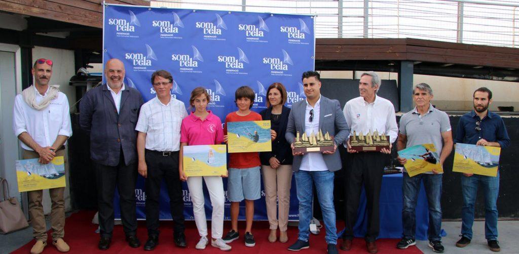 """La Federación de Vela lanza """"SOM VELA"""" para renovar su imagen corporativa y agrupar todas sus actividades"""