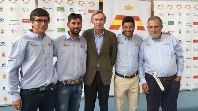 La vela de la Comunitat Valenciana copa el 50% del equipo paralímpico español para Río 2016