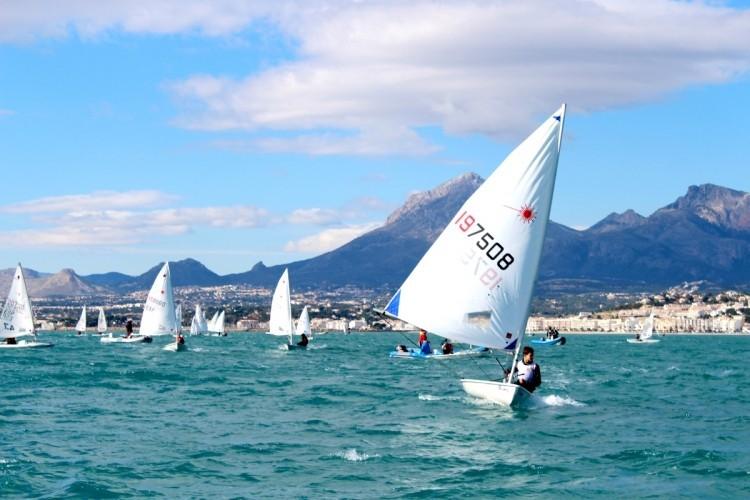 El Open Bahía de Altea, nueva prueba de la Copa Autonómica de Vela Ligera