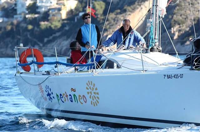 El valenciano Pestañeo se hace con la 300 Millas A3 Moraira Trofeo Grefusa