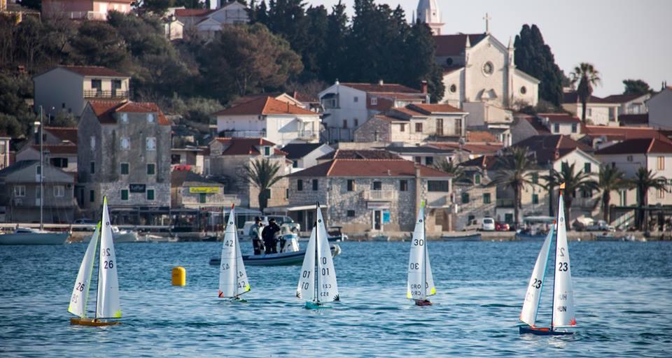 Guillermo Beltri logra la cuarta plaza en el europeo de IOM de Croacia
