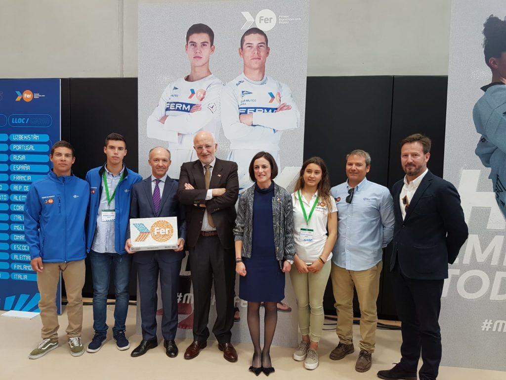 Cuatro regatistas del Club Náutico de Jávea recibirán la ayuda del programa FER