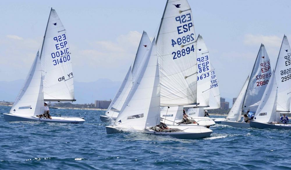 La mejor clase Snipe se da cita en el 58º Gran Trofeo Valencia