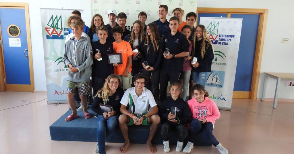 La Vela de la Comunitat Valenciana suma hasta diez podios en las diferentes regatas nacionales disputadas este pasado puente de mayo