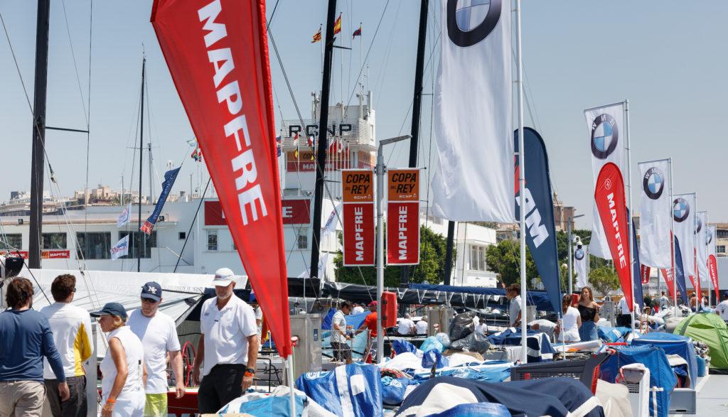 La flota Crucero de la Comunitat Valenciana, con opciones de podio en la Copa del Rey Mapfre