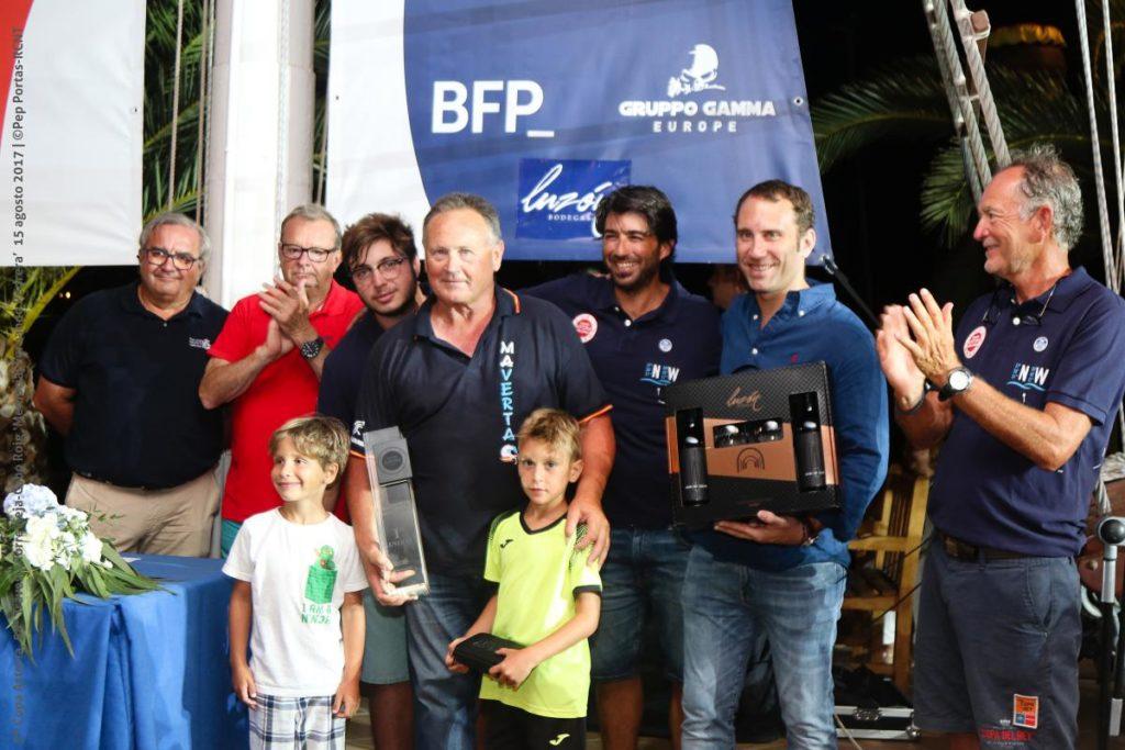Maverta y Trabuco brillan en la 3ª Copa Astoria, 54º Travesía Torrevieja-Cabo Roig 'Memorial Fernando Pedrera'