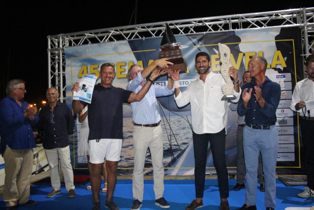 Finaliza la 45 Semana de la Vela en Javea