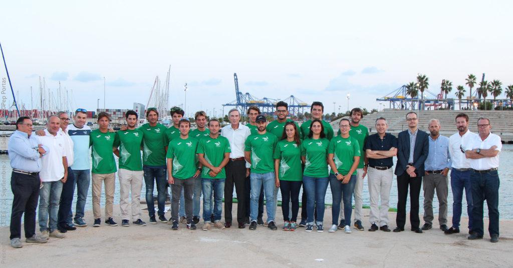 Balance positivo para los juveniles de la Comunitat Valenciana en los mundiales de Finn y 49er y europeo de Laser