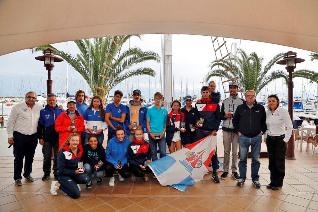 Isidro Codoñer en Laser 4.7 y José Vicente Gutiérrez en Radial, vencedores del Trofeo RCN Torrevieja
