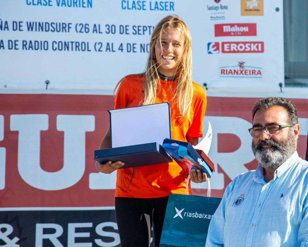La Comunitat Valenciana brilla en el nacional de Windsurf con cinco podios