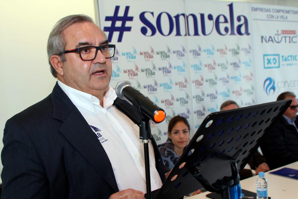 Carlos Torrado Campos elegido nuevo presidente de la Federación de Vela de la Comunitat Valenciana para los próximos 4 años