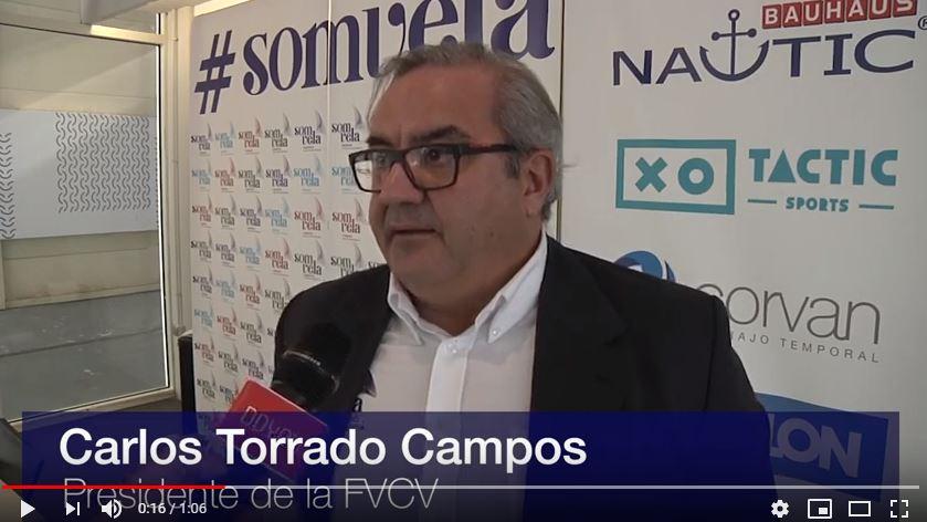 VÍDEO | Acto de elección del nuevo presidente de la FVCV