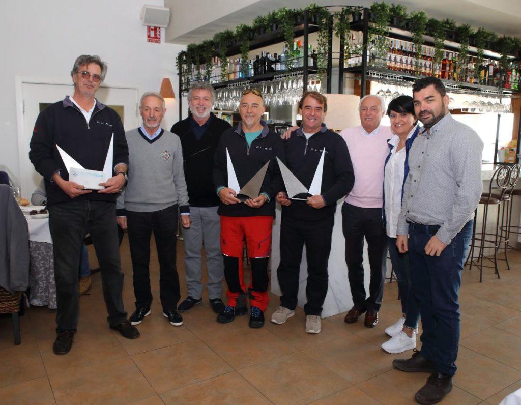 Clem Primero, Brujo e Inteman podio en las 300 Millas A3 Moraira Trofeo Grefusa