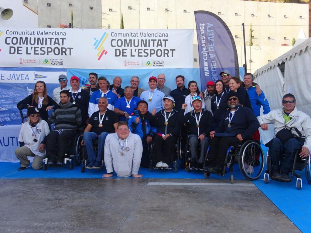 La Comunitat Valenciana Olympic Week corona hasta 30 campeones