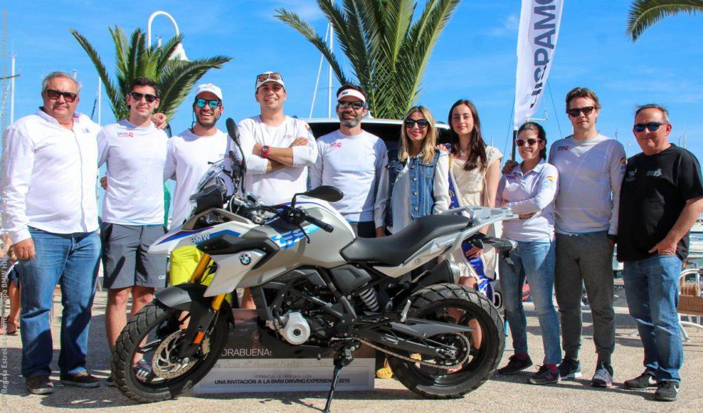 El murciano Pez de Abril hace pleno en el Trofeo Estrella de Levante – Copa BMW Hispamóvil de Torrevieja