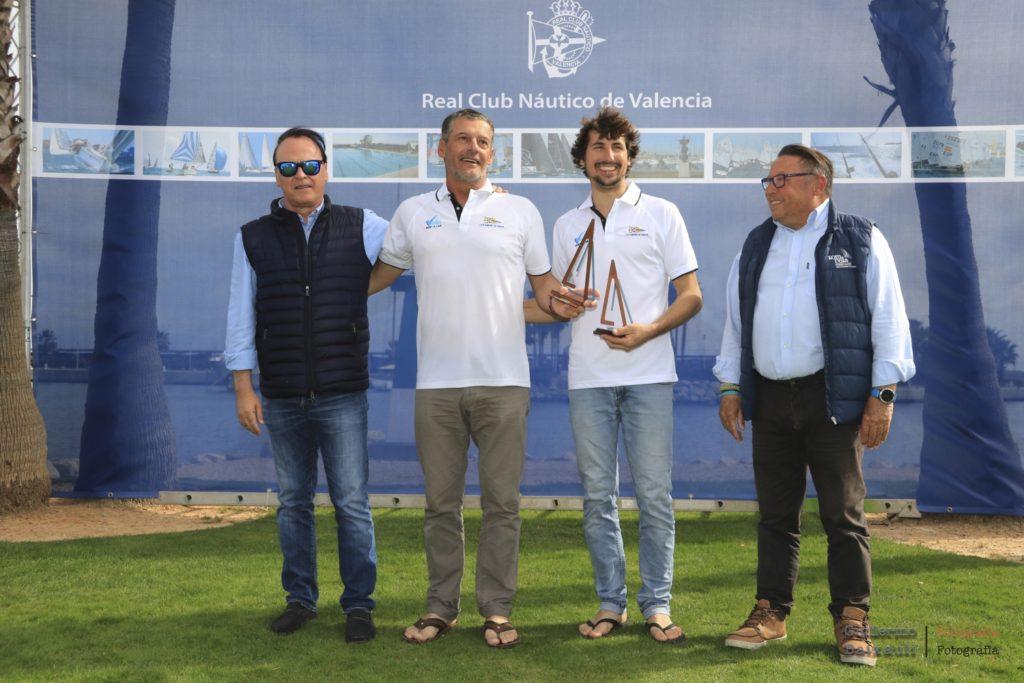Agustín Zabalua y Louis Moysa, nuevos campeones autonómicos de Snipe