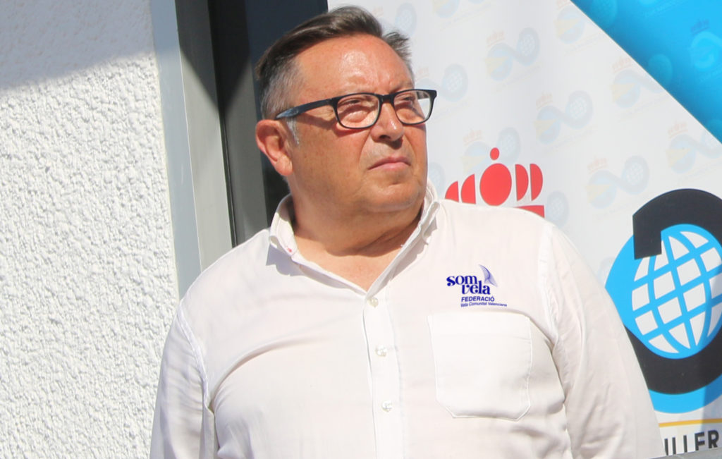 """Rafel Chirivella: """"La Copa Autonómica y Promoción son un objetivo prioritario para la Federación"""""""