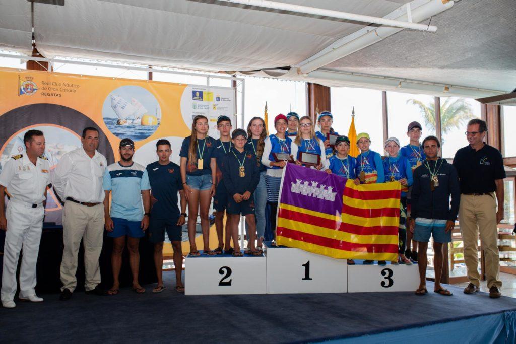 La Comunitat Valenciana se cuelga la plata en el Nacional por Equipos