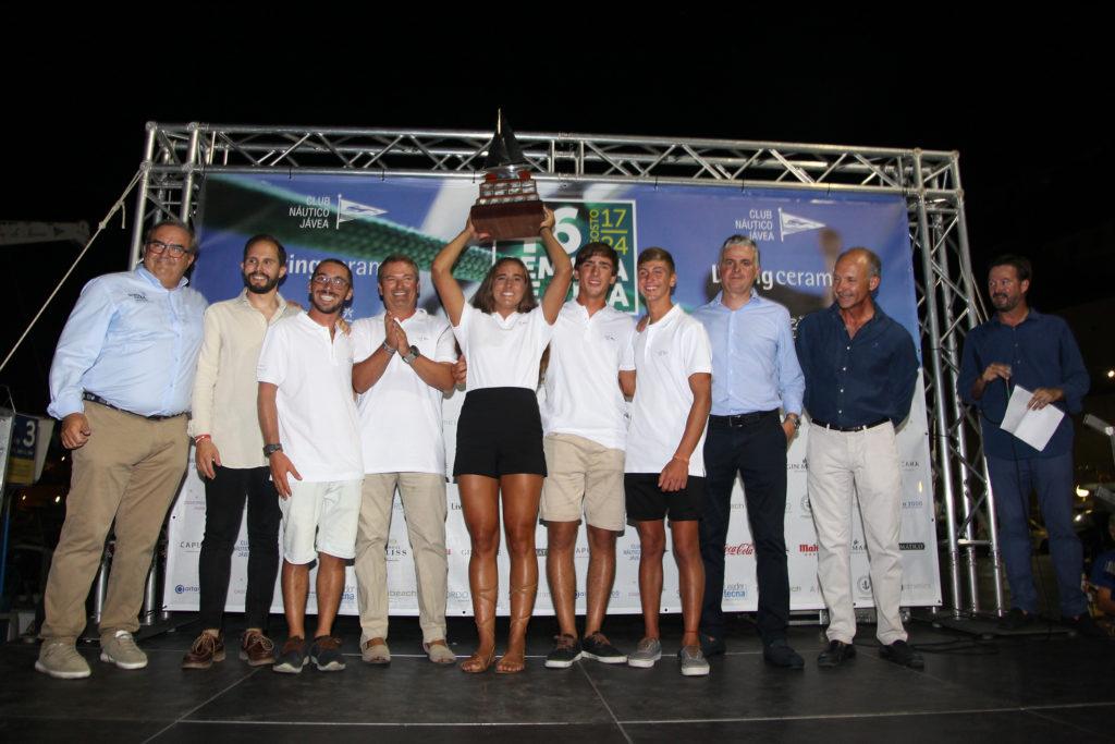 Namasté de Julia Miñana se impone en la clasificación general del trofeo Sir Thomas Lipton