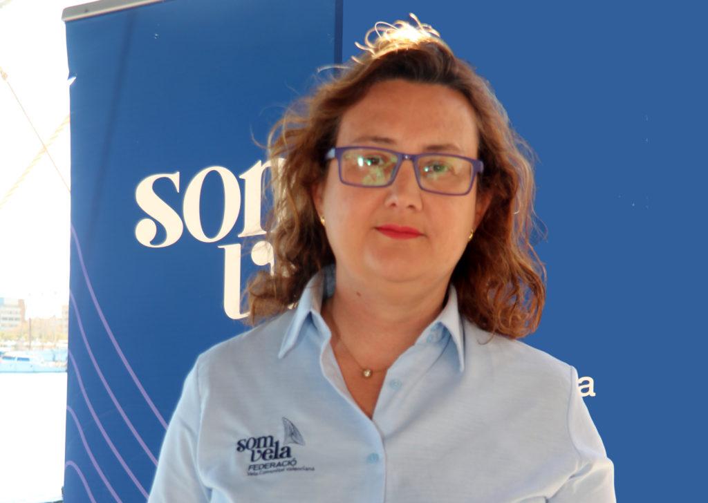 """María Barreda: """"Las nueve Escuelas de Vela Homologadas con las que cuenta la provincia de Castellón son todo un éxito"""""""