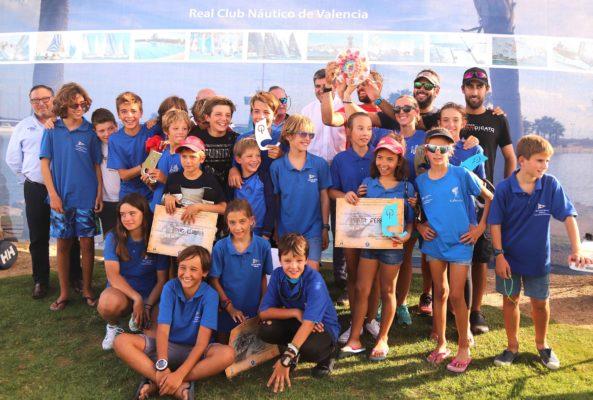 Simón Codoñer y Sergio Frías, campeones del Trofeo Valenciavela Infantil – Copa UNICEF
