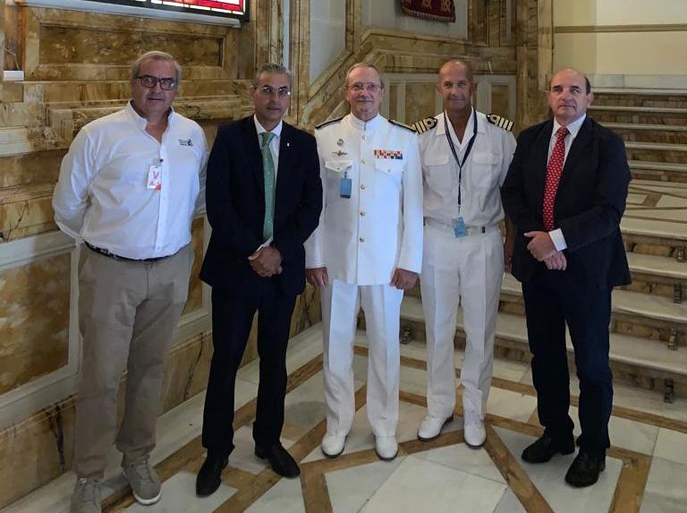 CEACNA y la Comisión del Quinto Centenario de la Vuelta al Mundo acuerdan organizar regatas conmemorativas en 30 clubes de todo el país