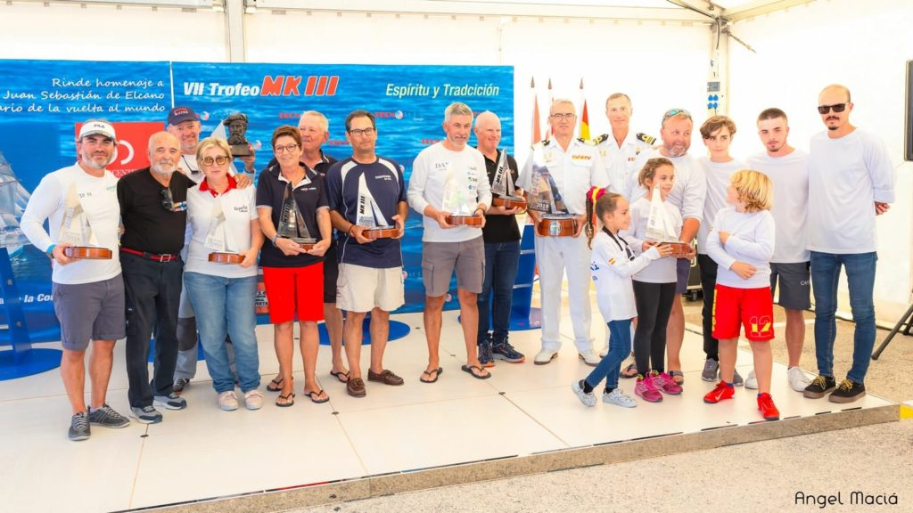 El Trofeo MKIII-Rafael Morán culmina su 7ª Edición consolidándose como regata de referencia en el Mediterráneo