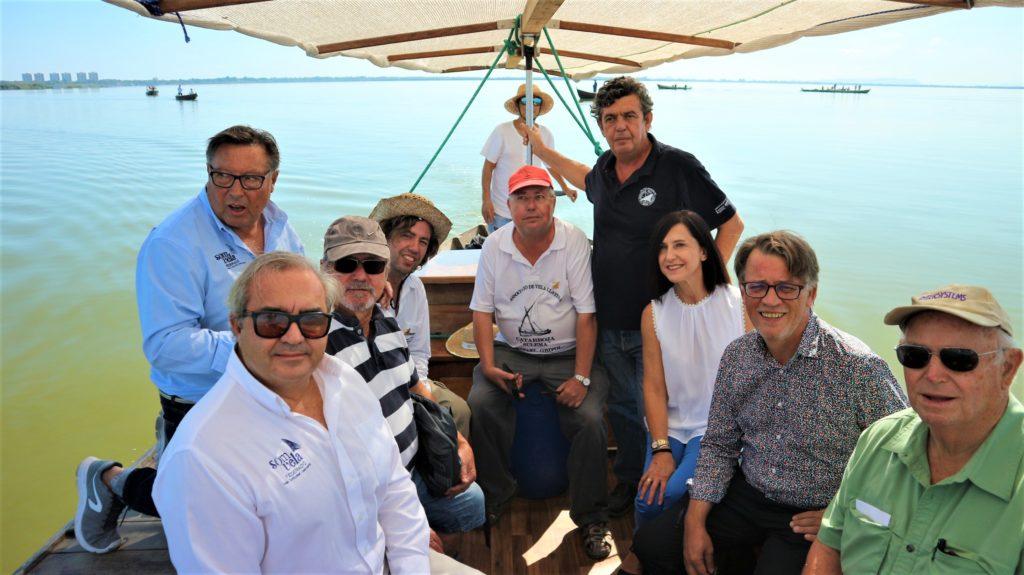 La Vela Latina celebra el BIC con el apoyo de la FVCV