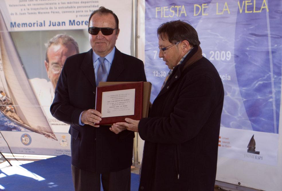 La FVCV se suma al homenaje de la ciudad de Valencia a la figura de Manel Casanova