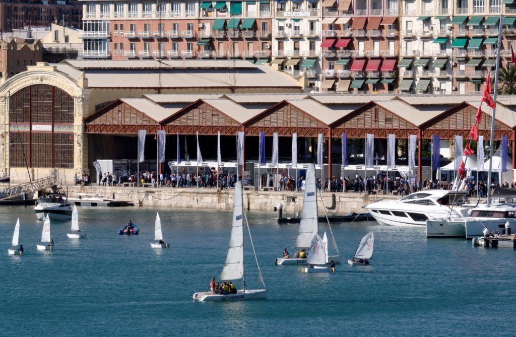 La FVCV colabora con el  Valencia Boat Show 2019 con diversas actividades