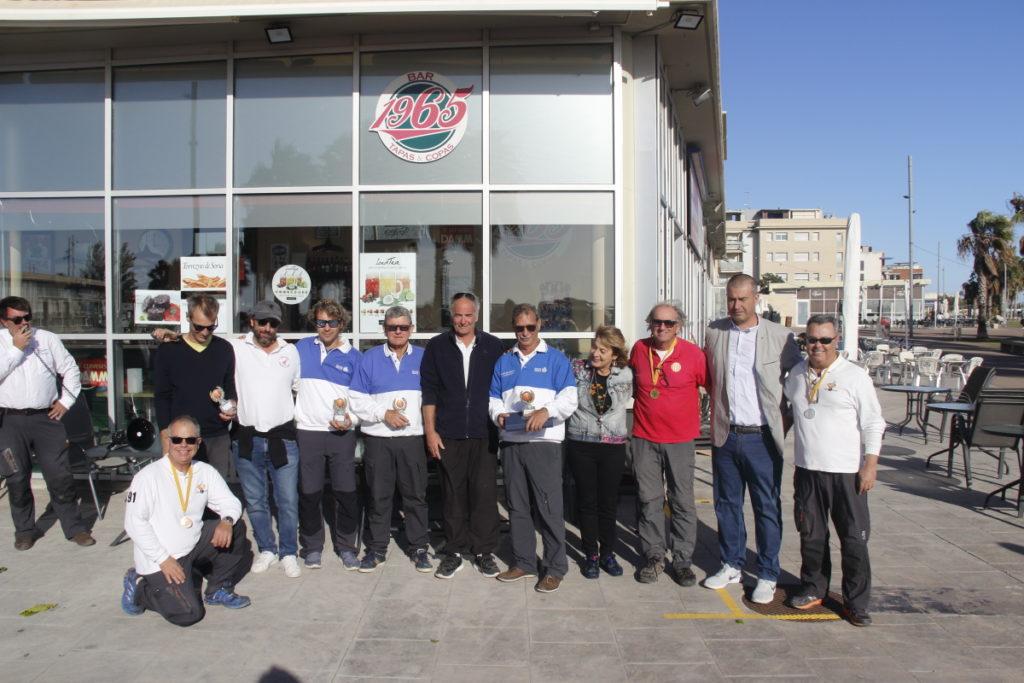 Torrevieja copa el podio en la Copa de España de Radio Control en Cubelles