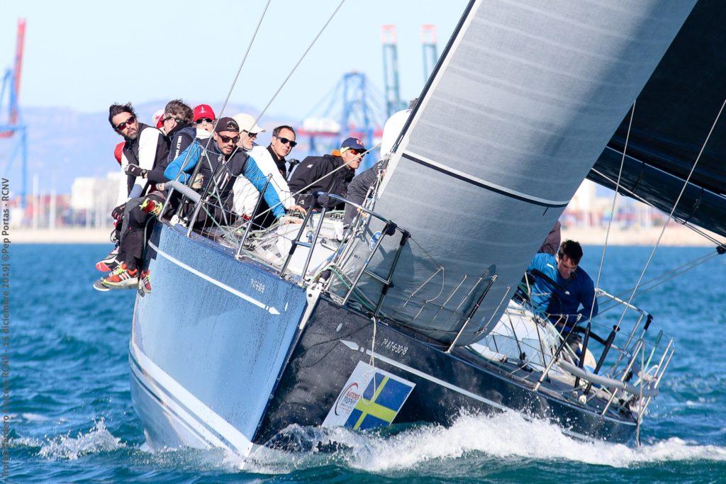 Brujo, Mascarat y Un mar sin barreras vencen en el Trofeo Varadero Valencia